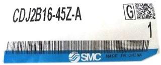 SMC CDJ2B16-45Z-A ราคา 1116 บาท