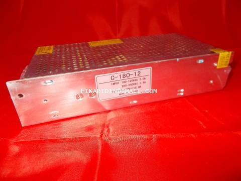 C-180-12 Switching Power Supply 12V 15A ราคา 1,000 บาท