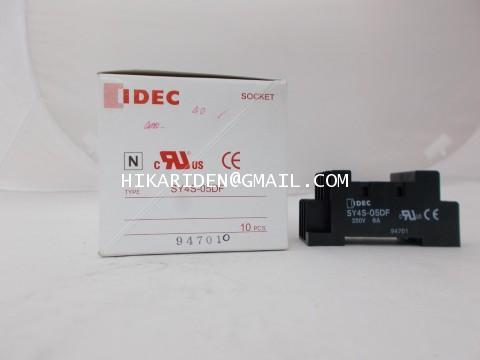 SY4S-05DF IDEC ราคา 40 บาท