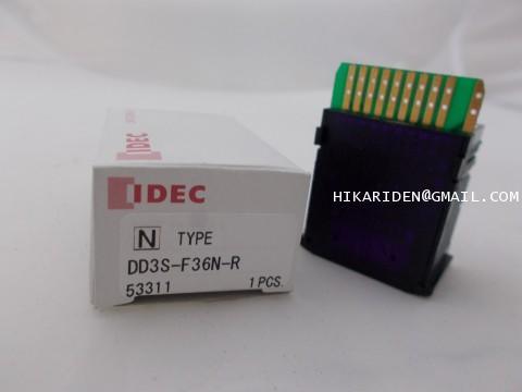 DD3S-F36N-R IDEC ราคา 1,200 บาท