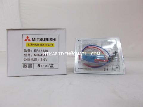 MR-BAT ER17330V/3.6V MITSUBISHI ราคา 400 บาท