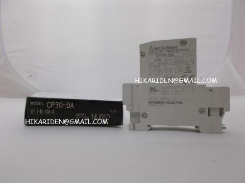 CP30-BA 1P 1-M 10A A MITSUBISHI ราคา 410 บาท