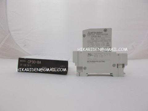 CP30-BA 1P 1-M 15A A MITSUBISHI ราคา 410 บาท