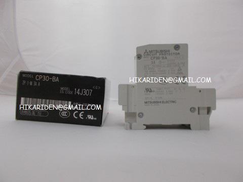 CP30-BA 2P 1-M 3A A MITSUBISHI ราคา 910 บาท