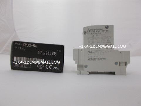 CP30-BA 2P 1-M 5A A MITSUBISHI ราคา 910 บาท