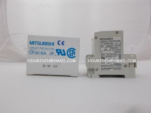 CP30-BA 3P 21-MD 30A A MITSUBISHI ราคา 1,200 บาท