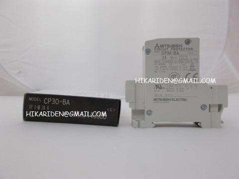 CP30-BA 1P 1-M 2A A MITSUBISHI ราคา 410 บาท