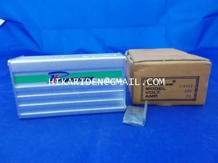 POWER INTER S-5A12 12V 5A ราคา 750 บาท