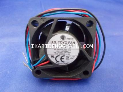 U.S. TOYO FAN USTF402024HW DC24V ราคา 2,000 บาท