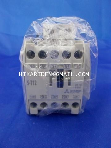 MITSUBISHI S-T12 Coil 220V (20A) ราคา 393 บาท
