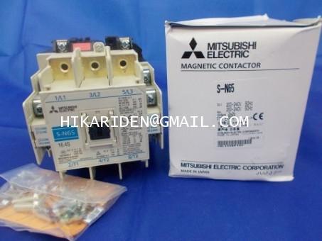 MITSUBISHI S-N65 Coil 220V (100A) ราคา 1,683 บาท