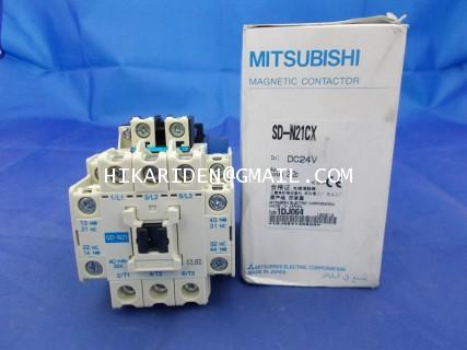 Mitsubishi SD-N21CX DC24V ราคา 1,500 บาท