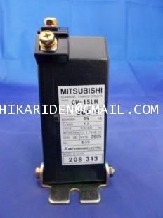 CW-15LM RATIO 300/5A MITSUBISHI ราคา 1,000 บาท