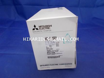 MITSUBISHI MS-N10PM 1.3A 380V ราคา 1,600 บาท