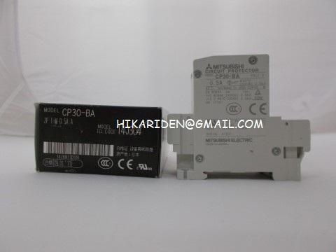 CP30-BA 2P 1-M 0.5A A MITSUBISHI ราคา 910 บาท