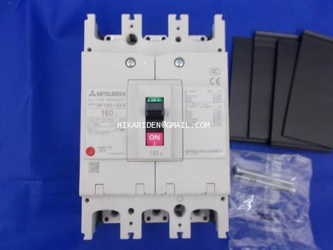 NF160-SXV 3P 160A MITSUBISHI ราคา 3,300 บาท