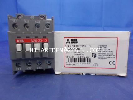 ABB 1SBL241001R8010 (A26-30-10) ราคา 1,000 บาท