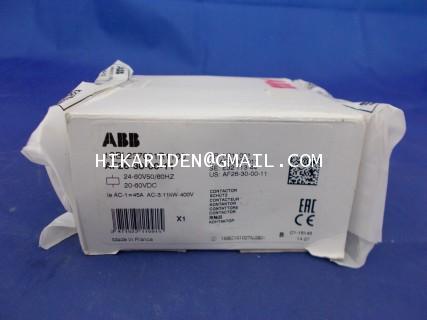 1SBL237001R1100 AF26-30-00-11 ABB ราคา 800 บาท