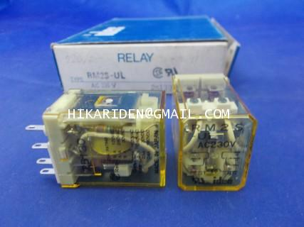 IDEC RM2S-UL AC230V ราคา 100 บาท