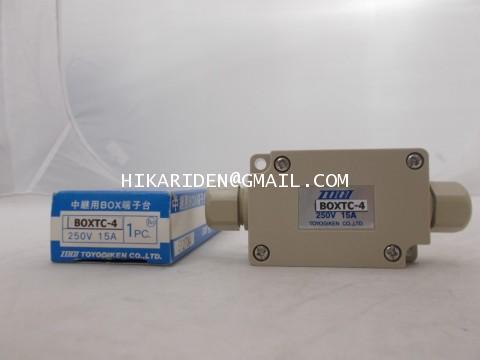 TOGI BOXTC-4 250V 15A ราคา 800 บาท