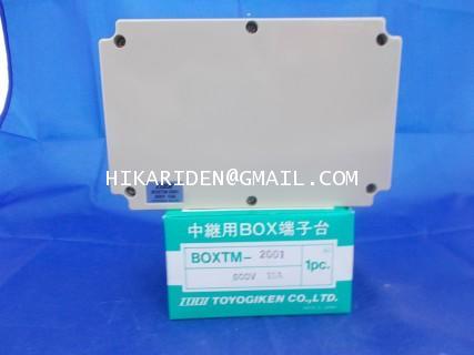 BOXTM-2001 600V 15A TOGI ราคา 1,381.68 บาท