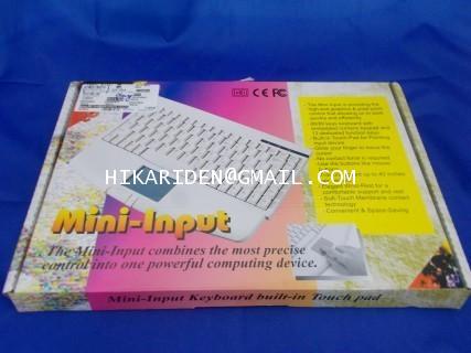 KBD-6305 KEYBOARD 88KEYS MINI-INPUT ราคา 2,500 บาท