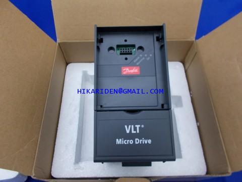 FC-051PK37T4E20H3XXCXXXSXXX DANFOSS MICRO DRIVE ราคา 5,000 บาท