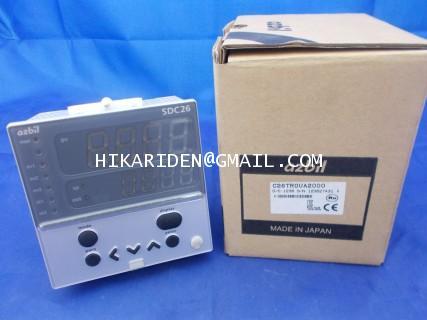 azbil C26TVOUA2000 (SDC26) ราคา 2,400 บาท
