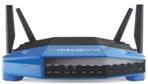 Linksys, WRT1900AC,Ultra Smart Wi-Fi Router AC1900, 1 USB 3.0 + 1 eSATA Port ราคา 8,943 บาท