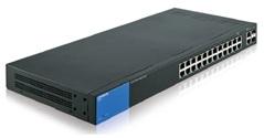 Smart Switches 24-port + 2 Combo ราคา 8,976 บาท