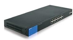 Smart Switches PoE 16-port + 2 combo ราคา 15,906 บาท