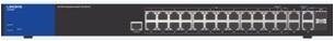 Managed Switches PoE 24-port + 4 combo ราคา 24,519 บาท