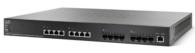 Cisco SG550XG-8F8T 16-Port 10G Stackable Managed Switch ราคา 121,990 บาท