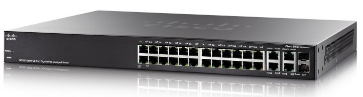 SG300-28MP 28-port Gigabit Max-PoE Managed Switch ราคา 38,720 บาท