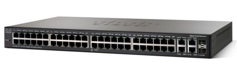 SG300-52 52-port Gigabit Managed Switch ราคา 34,870 บาท