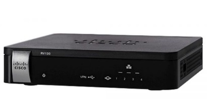 Cisco RV130 VPN Router (Replacement \quot;RV180-K9-G5\quot;) ราคา 4,510 บาท
