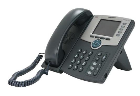 5-Line IP Phone with Color Display, PoE, 802.11g, Bluetooth ราคา 10,230 บาท