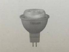 OSRAM หลอดแอลอีดี MR16 รุ่น(SUPERSTAR) หรี่แสงได้4052899395343 SSMR16 35 24 A 4.6W/830 ราคา 259 บาท
