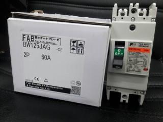 Fuji BW125JAG 2P 60A ราคา 1200 บาท