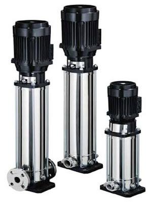 ปั้มน้ำ stac VML 2-160 ราคา 29,500 บาท