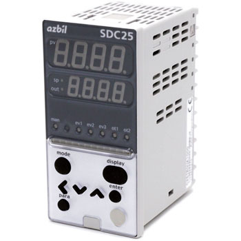 Azbil SDC25 C25TC0UA1000