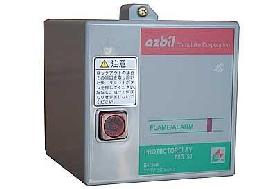 Azbil Burner Controller R4750B 100V 50-60Hz