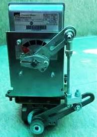Azbil Control Motor ECM3000 with Butterfly Valves