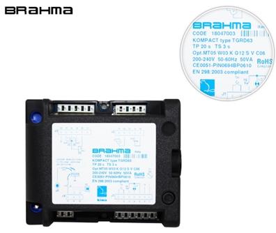 Brahma Code 18047002 Kompact type TGRD63