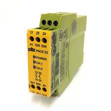 PilZ 774303 PNOZ X2 24VAC/DC 2n/o