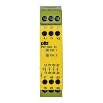PilZ 774581 PZE X4V 1/24VDC 4n/o fix
