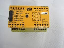 PilZ 774600 PNOZ XM1 24VDC 4n/o 1n/c 2so