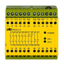 PilZ 774709 PNOZ X10 24VDC 6n/o 4n/c 3LED