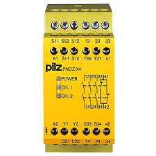 PilZ 774734 PNOZ X4 110VAC 3n/o 1n/c