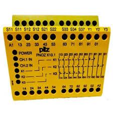 PilZ 774749 PNOZ X10.1 24VDC 6n/o 4n/c 6LED